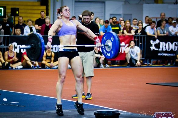 2012-05-06 CrossFit Mid-Atlantic Regional WOD 5-91