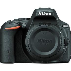 Nikon D5500 (entry level)